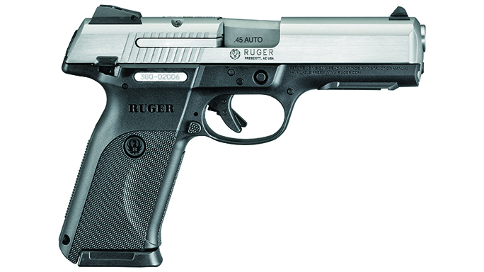 new ruger 45 acp pistols