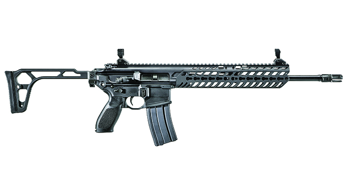 MCX carbine sig sauer rifles