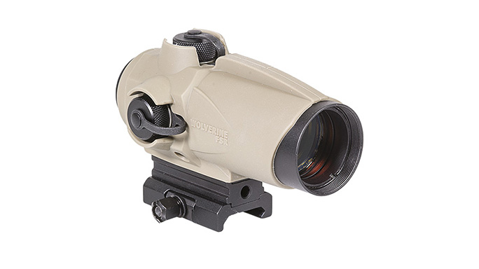 sightmark wolverine red dot
