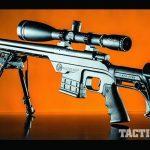 weatherby Vanguard Modular Chassis rifle