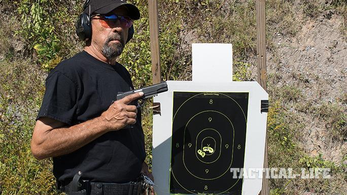 combat unit rail gun test firing