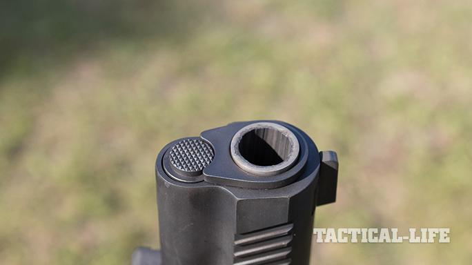 colt combat unit rail gun