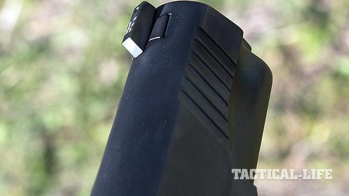 combat unit rail gun front sight