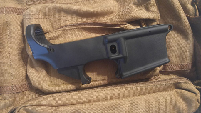 forged lower receiver