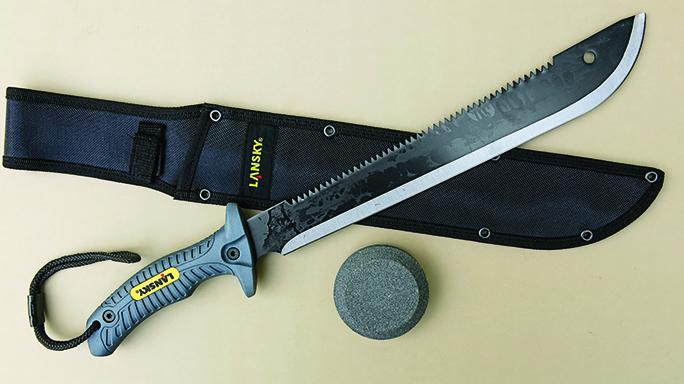 Lansky Wilderness Pack axes