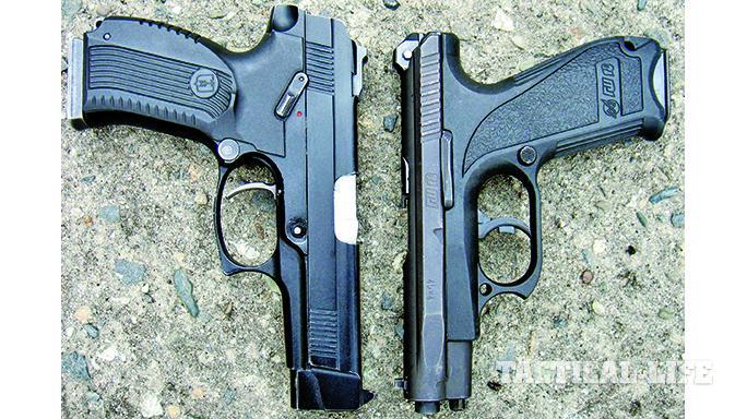 Post-Soviet Pistols comparison