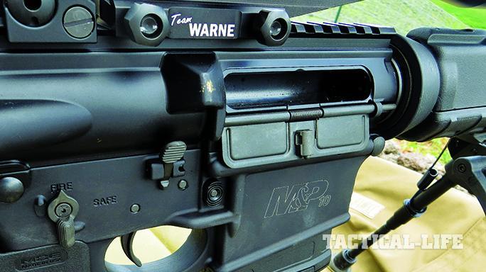 M&P10 LE rifle test