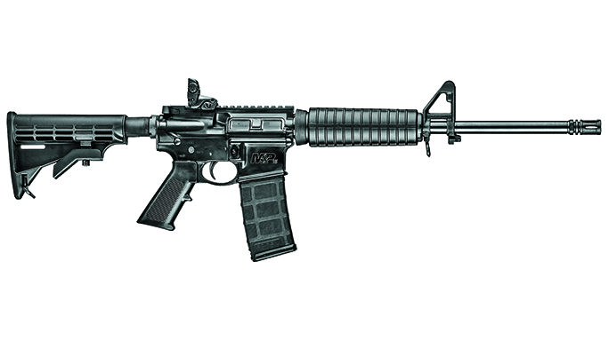 smith & wesson M&P 15 Sport II rifle