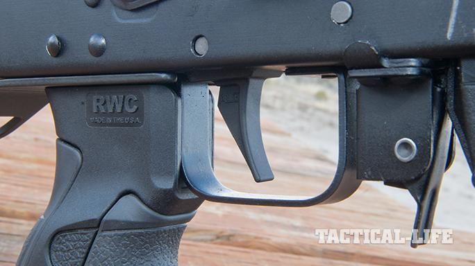 AK trigger