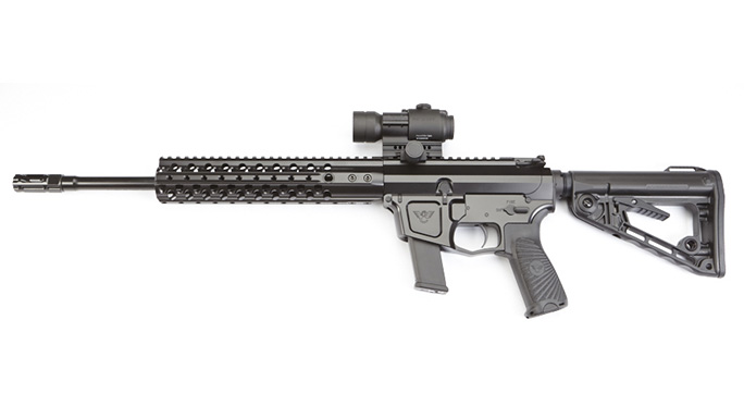 Wilson Combat AR9 rifle