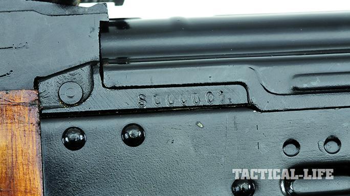 red dawn rifles