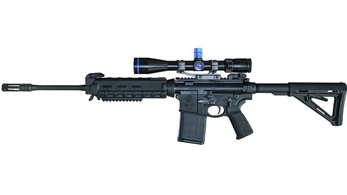 Smith & Wesson M&P10 LE rifle