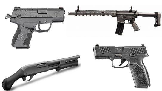 nra annual meetings new guns