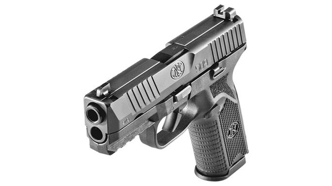 FN 509 pistol white