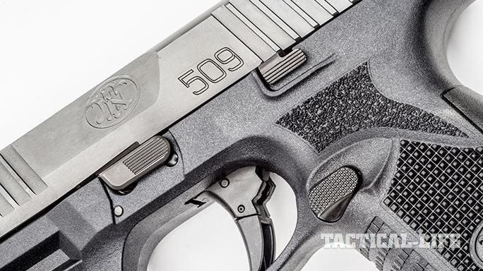 fn america FN 509 trigger