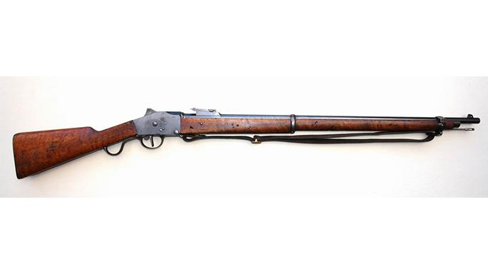 Guedes Model 1885 boer war
