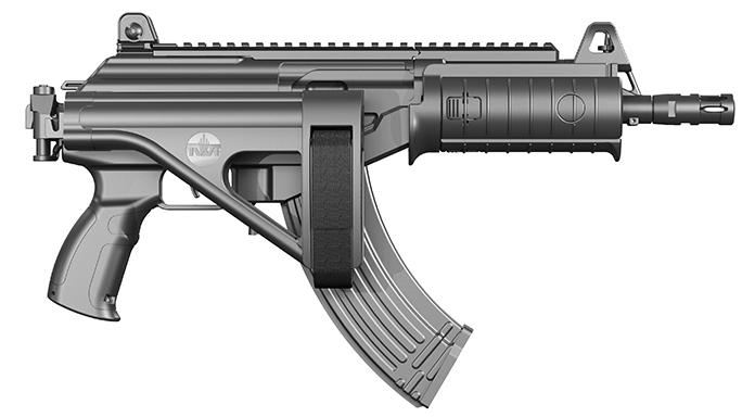 IWI home defense rifles