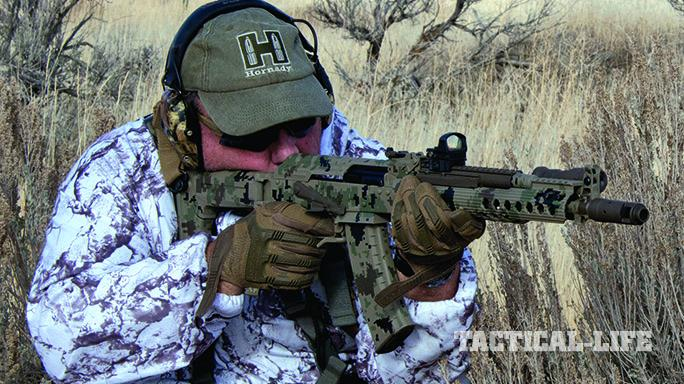 AJAK-74 enhanced handguard