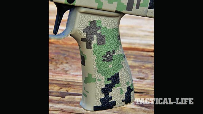 AJAK-74 enhanced grip