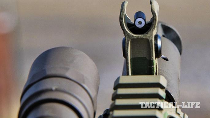 AJAK-74 enhanced front sight