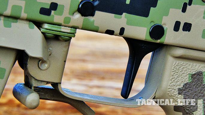 AJAK-74 enhanced trigger