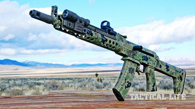joe firearms AJAK-74 enhanced rifle