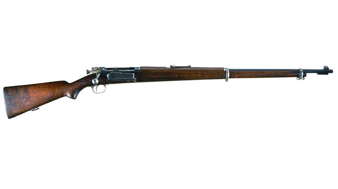 Krag-Jorgensen Model 1894 boer war