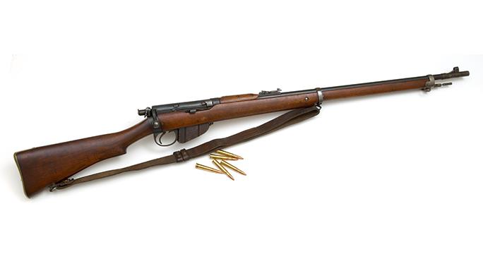 Lee-Enfield Mk I boer war