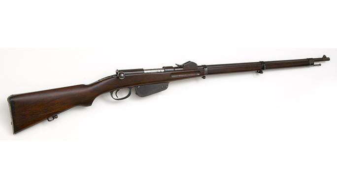 Mannlicher M1888/1888-90 boer war