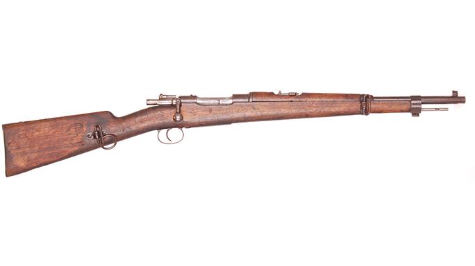 Mauser Model 93/95 boer war