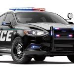 Ford Police Responder Hybrid Sedan vehicle