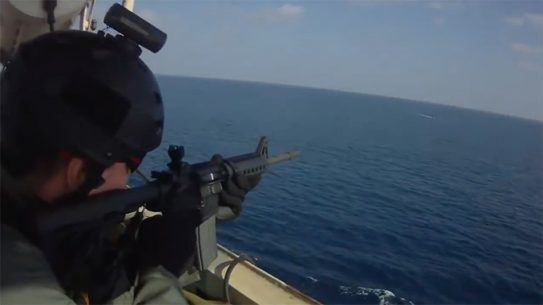 Somali Pirates youtube video