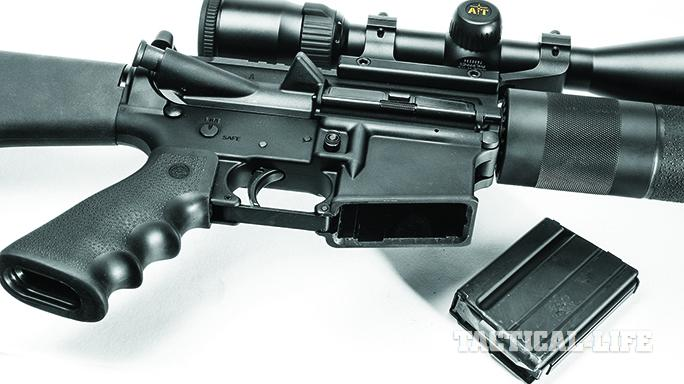 Model 7-S 6.8 SPC rifles