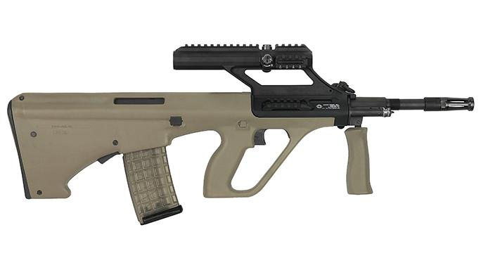 Steyr home defense rifles