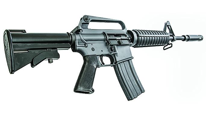 Troy GAU-5/A/A replica