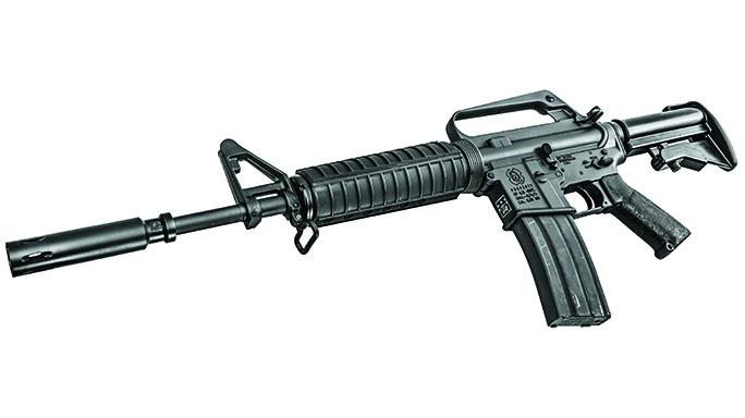 Troy GAU-5/A/A rifle