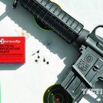 Troy GAU-5/A/A gun test