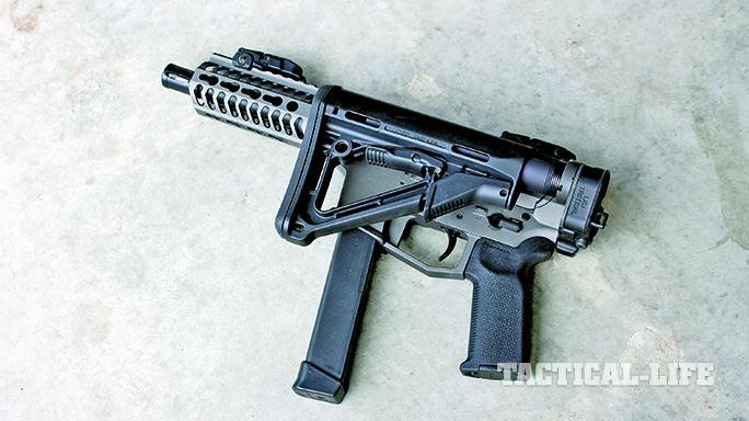 UDP-9 SBR rifle