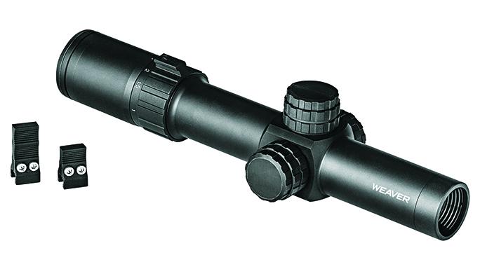 Weaver ar scopes