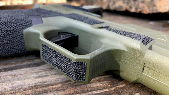 Agency Arms Glock 34 build trigger guard undercut