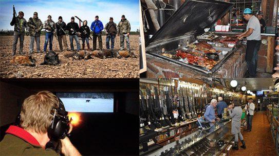 Texas Road Trip Guide Guns