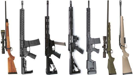 new rifles summer 2017