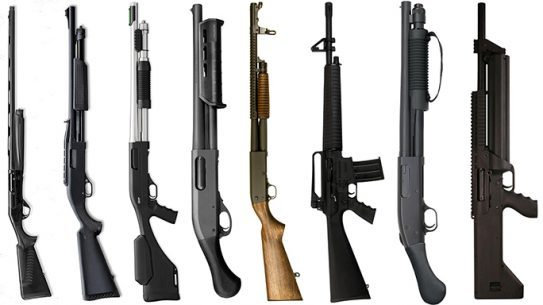 30 new shotguns for 2017