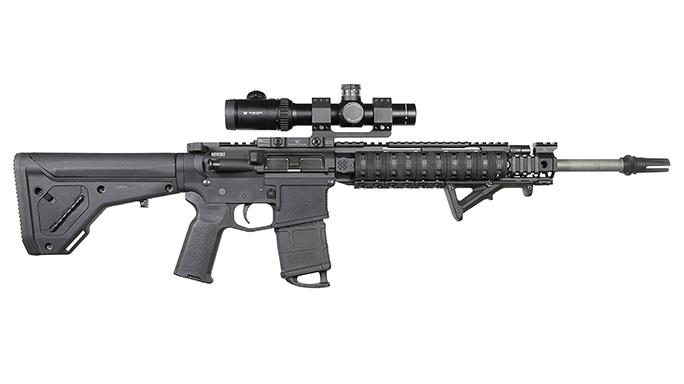 AR Magazines rifle profile