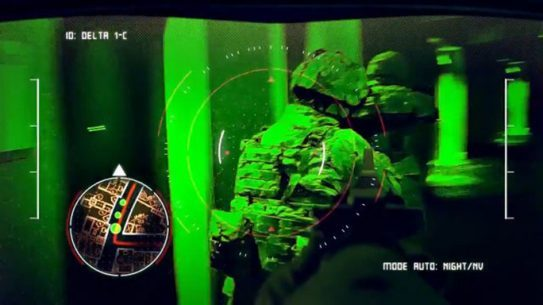 U.S. Army tactical augmented reality