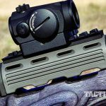 Century Arms C39 rifle forend and light