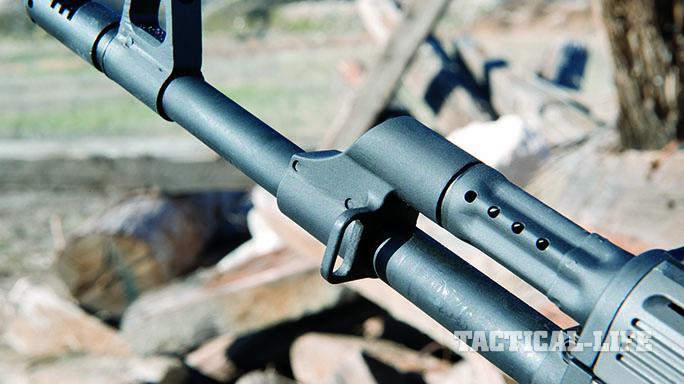 Century Arms C39 rifle sling loop