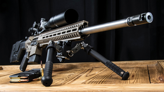 CMMG Mk3 6.5 Creedmoor rifle
