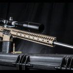 CMMG Mk3 6.5 Creedmoor rifle beauty shot