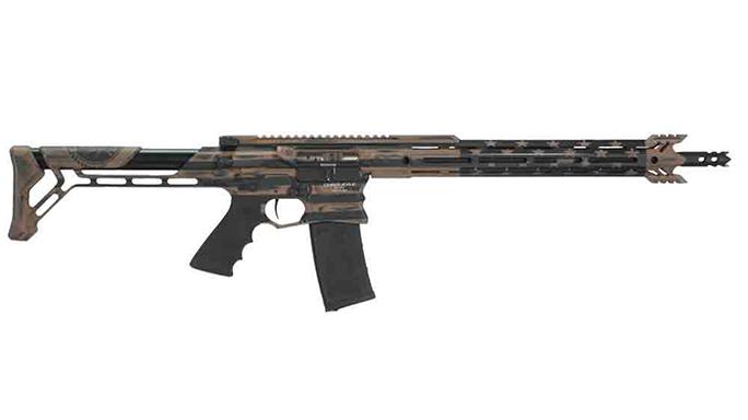cobalt kinetics chris kyle glory tribute rifle right profile